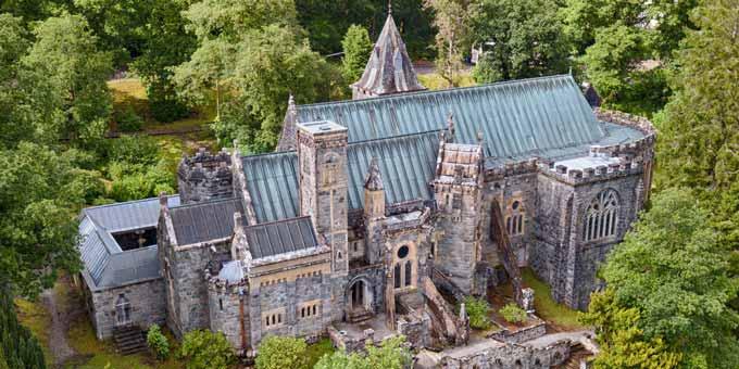St Conan Kirk, leading Argyll Tourist Attraction